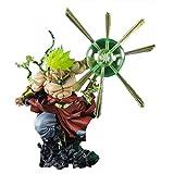 WHALLO Dragonball Super Frieza Cell Vegetas Gokus Broli PVC Figura de acción Modelo niño muñecas Figura Coleccionable