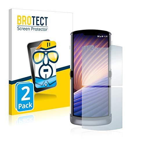 BROTECT Protector Pantalla Compatible con Motorola RAZR 5G 2020 Protector...