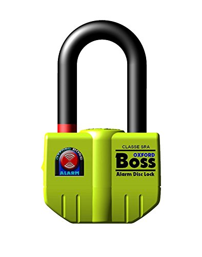 Oxford products OF4 Big Boss Alarm Disc Lock 16mm