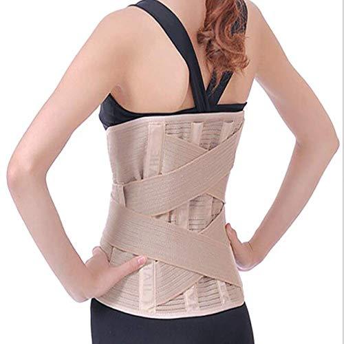 Sollevamento pesi squat formazione lombare fascia di sostegno sport powerlifting cintura fitness palestra schiena cintura protezione per uomo donna cintura (colore: kaki, taglia: XXL)