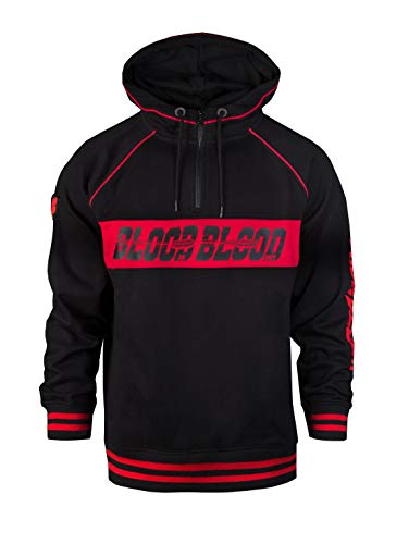 Blood In Blood Out Coragem Halfzipped Hoodie XL