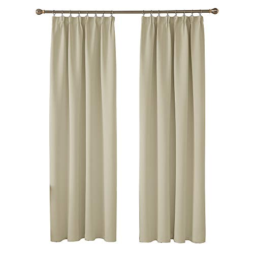 cortinas salon para riel