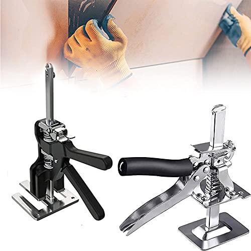 2 brazos vikingos portátiles, ahorro de trabajo, elevador multifuncional, conector de mano para ajuste de altura, como regalo del día del padre para capacidad de elevación de hasta 150 kg