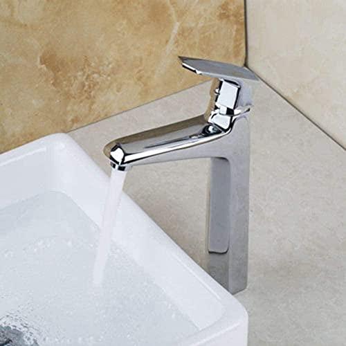 Grifo de baño Grifo de cocina Fregadero de una manija Grifo de baño Grifo rectangular cuadrado