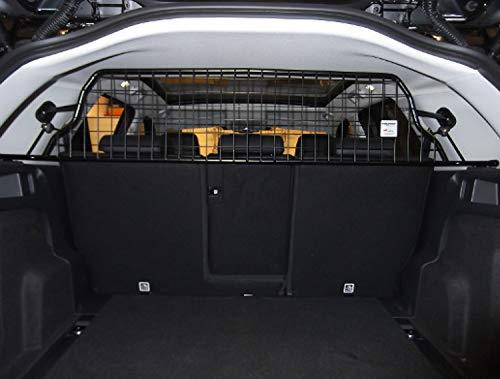 Kleinmetall Masterline Land Rover Discovery Sport ab Bj. 2015 passgenaues Trenngitter/Hundegitter/Gepäckgitter