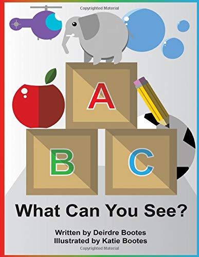 ABC What Can You See?