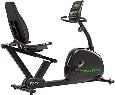 TUNTURI F20-R Competence Series Recumbent Exercise Bike