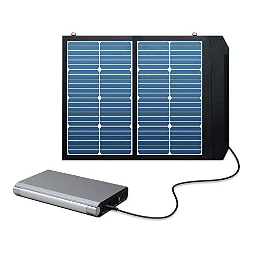 Central Eléctrica Portátil 27000Mah Central Eléctrica Portátil, Generador Solar Con Panel Solar,...