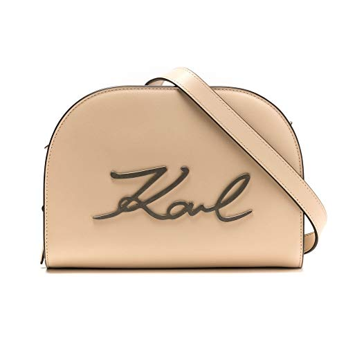 Karl Lagerfeld k/signatur big crossbody bag (tacco) Biscuit One Size