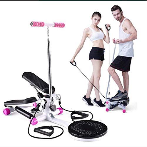 YF-SURINA Equipo de gimnasia Equipo de deportes de interior Paso a paso, Pedal de acondicionamiento físico Máquina de mejoras para el hogar en el hogar, Disco de torsión extractor, Silenciador para e