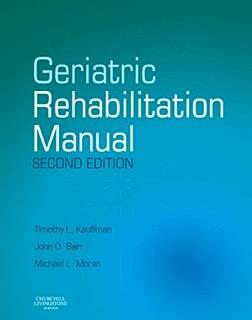 Geriatric Rehabilitation Manual