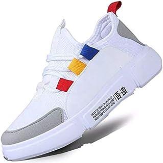 VAZEE White Ultralight Sports & Running Shoes for Men & Boys