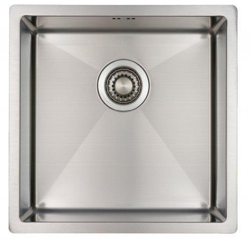 Evier de cuisine Mizzo Design Linea 40-40 Affleurant / Sous plan -...