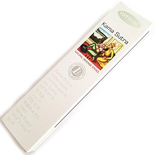 Nitiraj Premium KAMA SUTRA Natural Incense Sticks 25 grams