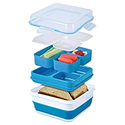 5 lunch boxes with snack and lunch ideas. Black Bedroom Furniture Sets. Home Design Ideas