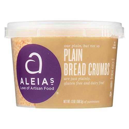 Plain Gluten Free Bread Crumbs