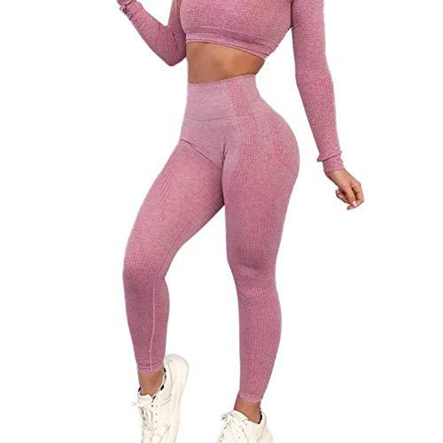 Smilikee High Waist Seamless Leggings Push Up Leggins Sport Women Workout Leggings Fitness Sports Gym Running Yoga Athletic Pants