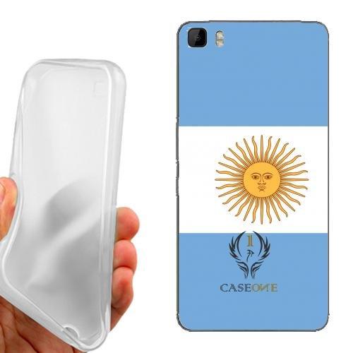 Custodia Cover Case Argentina per Huawei P8 Lite