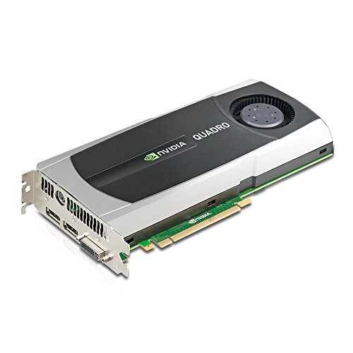 Tarjeta gráfica Nvidia Quadro 6000 6 GB GDDR5 de...