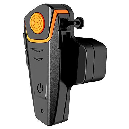 Best Prices! Atoking Bluetooth Motorcycle Helmet Headset Intercom Interphone BT-S2 Walkie-Talkie wit...