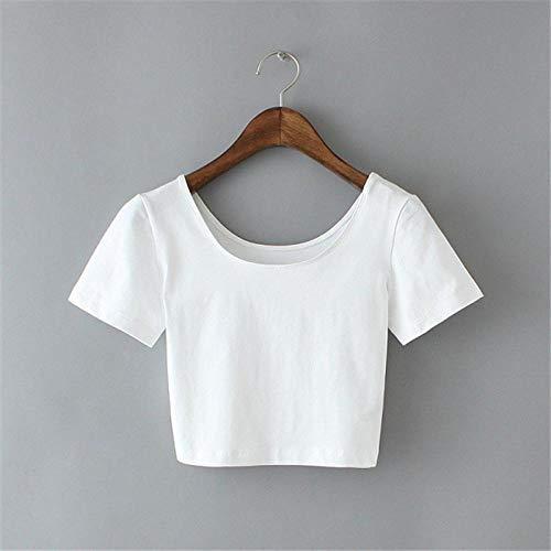 T-Shirt Femme Tshirt New Summer O-Neck Manches Courtes Mignon Cartoon T-Shirt Femmes XXL Nz503