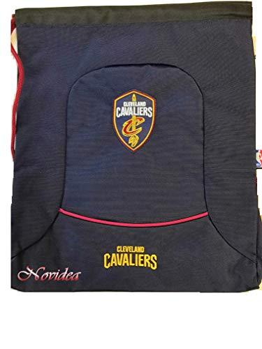Mochila de la NBA Cleveland Cavaliers para gimnasio, tiempo libre, 42 x 34 cm