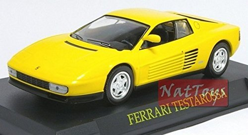 Editoria Model Compatible Avec Ferrari Collection TestaRossa Rare Lino Die Cast 1:43 Scale