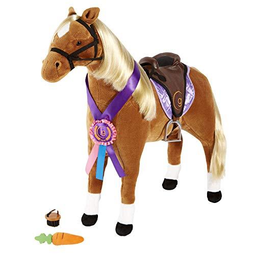 Journey Girls Pretty Palomino Pony - Amazon Exclusive