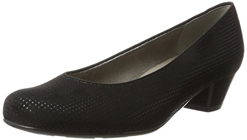 Jenny CATANIA 2263613,  Damen Pumps,  Schwarz (Schwarz),  38 EU (5 UK),