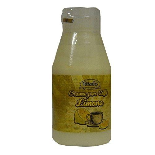Topping alla crema di limone Gr. 120 - Nobis Nocciole