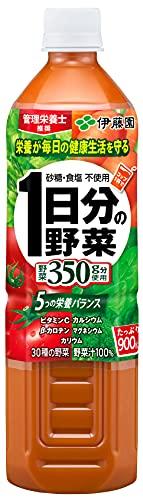 伊藤園 1日分の野菜 900g×12本