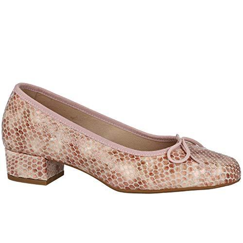 DCHICAS - DCHICAS 0191 Zapatos DE Mujer - Cuero