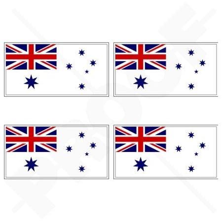 Australia Flag Vinyl Decal Sticker Car Bumper Adhesive Canberra Sydney AU Aussie