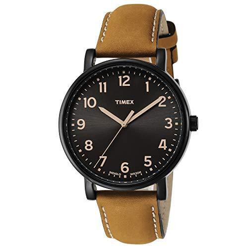 [タイメックス] 腕時計 モダンイージーリーダー T2N677 メンズ 正規輸入品 ブラウン
