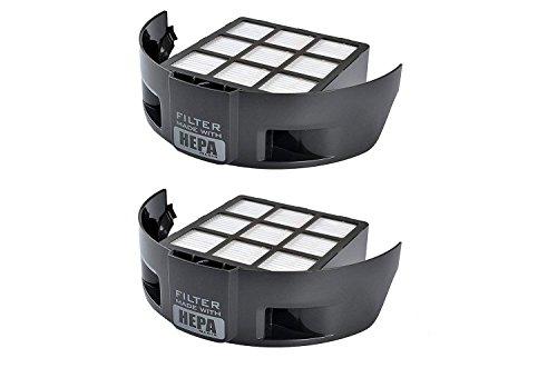 HOOVER Genuine T-Series Exhaust HEPA Filter, 2 Pack