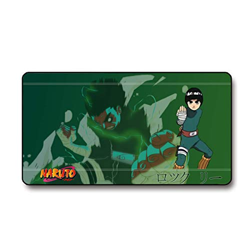 OAbear Anime Ninja Mouse Pad Customized Gaming Mouse Mat for Home Office