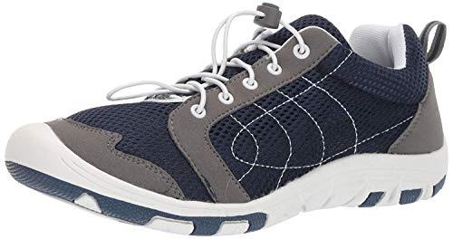 RocSoc Men's Mesh Slip on Lightweight Water Shoe, Quick-Dry Aqua Sock Perfect for Outdoor Sports,...