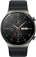 "HUAWEI WATCH GT 2 Pro Smartwatch, 1.39"" AMOLED HD Touchscreen, 2-Week Battery Life, GPS and GLONASS, SpO2, 100+ Workout..."