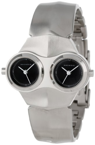 Android AD52K Alien Black Dial Watch