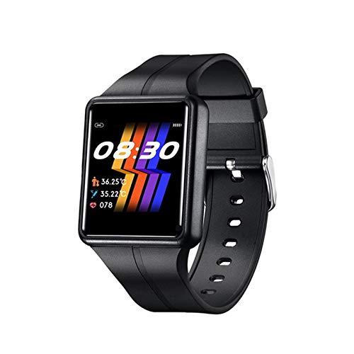 YDZ The New Sports Smart Watch SW07 Tipo De Corazón Presión Arterial Monitoreo De La Salud Pulsera Bluetooth Llamada Impermeable para Android iOS