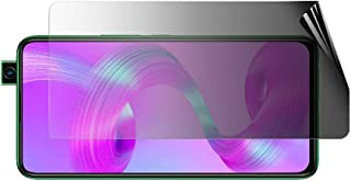 Celicious Privacy 2-Way Landscape Anti-Spy Filter Screen Protector Film Compatible with Infinix S5 Pro
