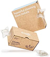 Dropps Sensitive Skin & Baby Laundry Detergent Pods: Unscented | 36 Count | Free of Dyes and Fragrances | HE | Safe & Gentle | Powered by Natural Plant-Based Ingredients | Low Waste Packaging…