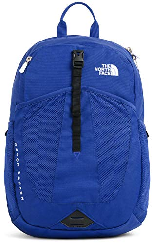 The North Face Youth Recon Squash Backpack, TNF Blue/TNF Black, One Size
