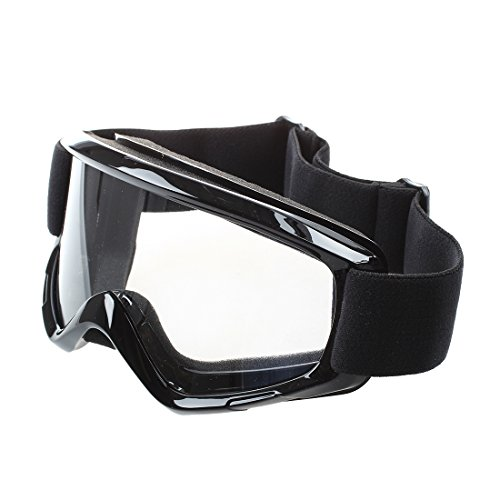 SODIAL(R)T815-39 Lunettes Goggles Protection Moto Velo Motocross Enduro Ski Airsoft Sport