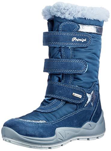 Primigi Pwigt 63828, Botas de Nieve, Azu/Jeans, 40 EU