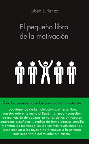 El pequeño libro de la motivación eBook: Turienzo, Rubén: Amazon ...