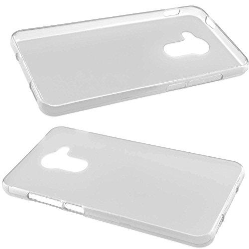 caseroxx TPU-Hülle für Vodafone Smart Platinum 7, Tasche (TPU-Hülle in transparent)