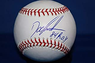 Doc Gooden 84 Roy Autographed Signed Baseball - Certified Authentic