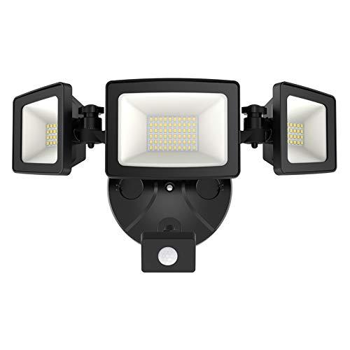 Onforu 50W LED Security Lights with Motion Sensor,...