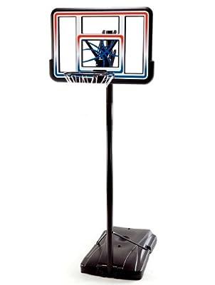 Lifetime 1533 Portable Basketball Hoop with 44in Acrylic Backboard